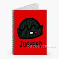 Jughead Jones 2 Custom Personalized Spiral Notebook Cover