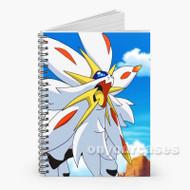 Pokemon Legendary Custom Personalized Spiral Notebook Cover