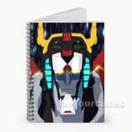 voltron 2 Custom Personalized Spiral Notebook Cover