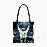 Armin van Buuren DJ Concert Custom Personalized Tote Bag Polyester with Small Medium Large Size