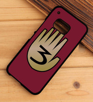 3 Gravity Falls book 3 HTC One X M7 M8 M9 Case