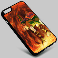 Link The Legend of Zelda on your case iphone 4 4s 5 5s 5c 6 6plus 7 Samsung Galaxy s3 s4 s5 s6 s7 HTC Case