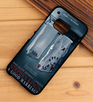 A Good Marriage  Stephen King HTC One X M7 M8 M9 Case