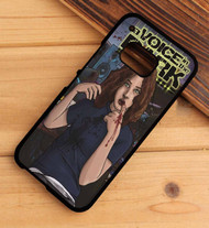 A Voice in the Dark comic HTC One X M7 M8 M9 Case