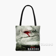 Narcos Movie from Netflix Custom Personalized Tote Bag Polyester 1 with Small Medium Large Size