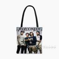 Pierce The Veil Custom Personalized Tote Bag Polyester with Small Medium Large Size