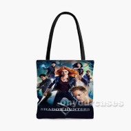 Shadowhunters The Mortal Instruments Characters Custom Personalized Tote Bag Polyester with Small Medium Large Size