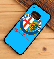 alfa romeo HTC One X M7 M8 M9 Case