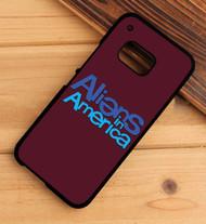 aliens in america HTC One X M7 M8 M9 Case