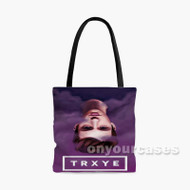 Troye Sivan TRXYE Custom Personalized Tote Bag Polyester with Small Medium Large Size