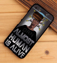 Almost Human Lives HTC One X M7 M8 M9 Case