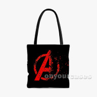 Avengers Endgame Custom Personalized Tote Bag Polyester with Small Medium Large Size