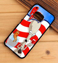 american dad alien roger and claus HTC One X M7 M8 M9 Case
