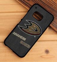 Anaheim Ducks HTC One X M7 M8 M9 Case