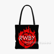 rwby Custom Personalized Tote Bag Polyester with Small Medium Large Size
