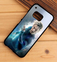 Avengers Age Of Ultron Aaron Taylor Johnson Quicksilver HTC One X M7 M8 M9 Case
