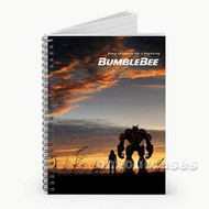 Bumblebee Custom Personalized Spiral Notebook Cover