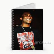 Gucci Mane Custom Personalized Spiral Notebook Cover