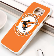 Baltimore Orioles 2 Samsung Galaxy S3 S4 S5 S6 S7 case / cases