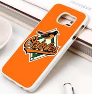 Baltimore Orioles Samsung Galaxy S3 S4 S5 S6 S7 case / cases