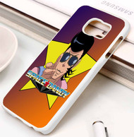 BANG door Space Dandy Samsung Galaxy S3 S4 S5 S6 S7 case / cases