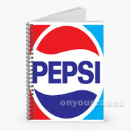 42 Pepsi Custom Personalized Spiral Notebook Cover