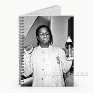 A AP Rocky Custom Personalized Spiral Notebook Cover