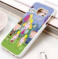 Ben & Holly's Little Kingdom Samsung Galaxy S3 S4 S5 S6 S7 case / cases