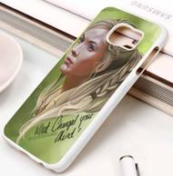 Beth Greene walking dead Samsung Galaxy S3 S4 S5 S6 S7 case / cases