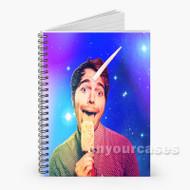 Shane Dawson 2 Custom Personalized Spiral Notebook Cover
