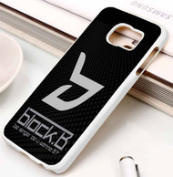Block B 4 Samsung Galaxy S3 S4 S5 S6 S7 case / cases