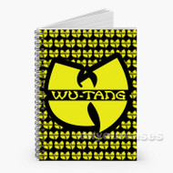 Wu Tang Custom Personalized Spiral Notebook Cover