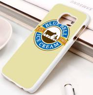 Blue Bell Creameries ice cream Samsung Galaxy S3 S4 S5 S6 S7 case / cases