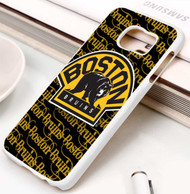 Boston Bruins  2 Samsung Galaxy S3 S4 S5 S6 S7 case / cases