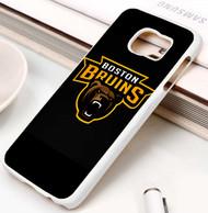 Boston Bruins (2) Samsung Galaxy S3 S4 S5 S6 S7 case / cases