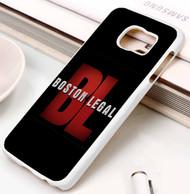 Boston Legal Samsung Galaxy S3 S4 S5 S6 S7 case / cases