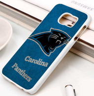 Carolina Panthers Samsung Galaxy S3 S4 S5 S6 S7 case / cases