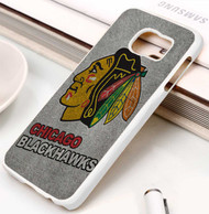 chicago blackhawks 3 Samsung Galaxy S3 S4 S5 S6 S7 case / cases