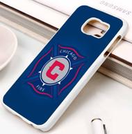 chicago fire Samsung Galaxy S3 S4 S5 S6 S7 case / cases