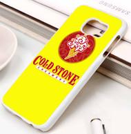 Cold Stone Creameries ice cream Samsung Galaxy S3 S4 S5 S6 S7 case / cases