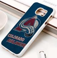 Colorado Avalanche 3 Samsung Galaxy S3 S4 S5 S6 S7 case / cases
