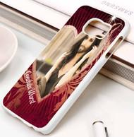 Conchita Wurst Samsung Galaxy S3 S4 S5 S6 S7 case / cases