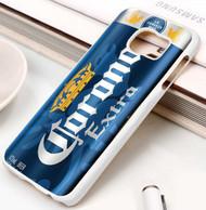corona extra Samsung Galaxy S3 S4 S5 S6 S7 case / cases