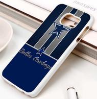 Dallas Cowboys Samsung Galaxy S3 S4 S5 S6 S7 case / cases