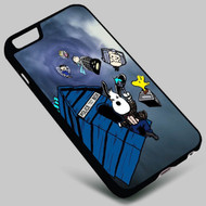 Peanuts Doctor Who on your case iphone 4 4s 5 5s 5c 6 6plus 7 Samsung Galaxy s3 s4 s5 s6 s7 HTC Case