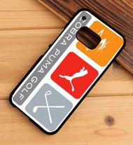 cabra puma golf HTC One X M7 M8 M9 Case