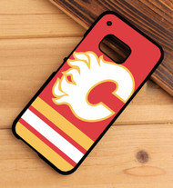 Calgary Flames 2 HTC One X M7 M8 M9 Case
