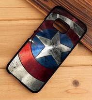 captain america HTC One X M7 M8 M9 Case