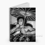 Brooks Nielsen Custom Personalized Spiral Notebook Cover