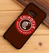Chipotle Mexican Grill HTC One X M7 M8 M9 Case
